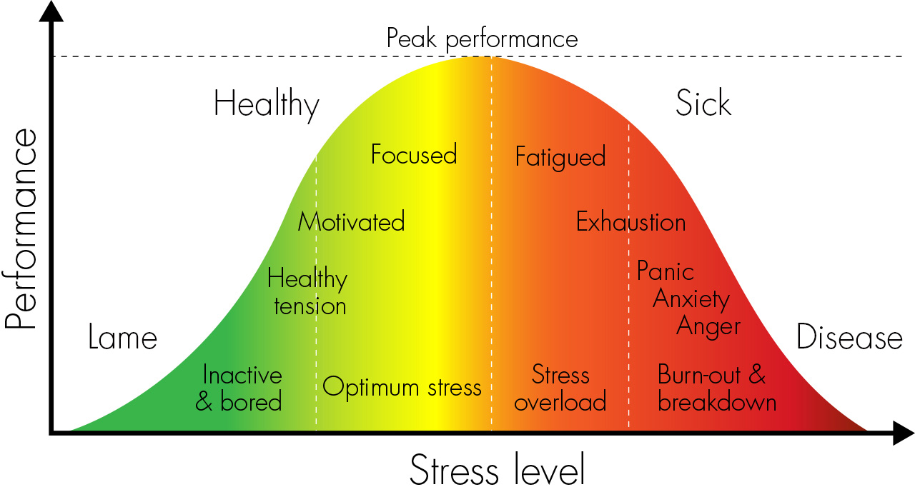 what u2019s your stress threshold   u2013 thriving under pressure