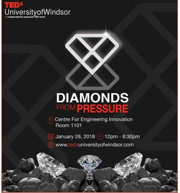 TEDx Diamonds from Pressure