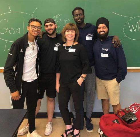 UWSA Student Leaders Executive