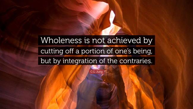 Carl Jung Integration Wholeness DrAndreaDinardo.com